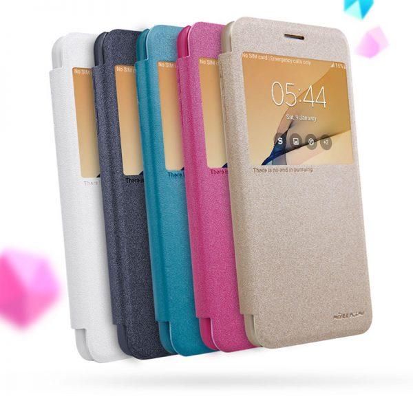 Bao da Samsung Galaxy J7 Pro Nillkin