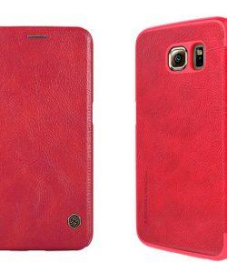 Bao da Galaxy S6 hiệu Nillkin Qin