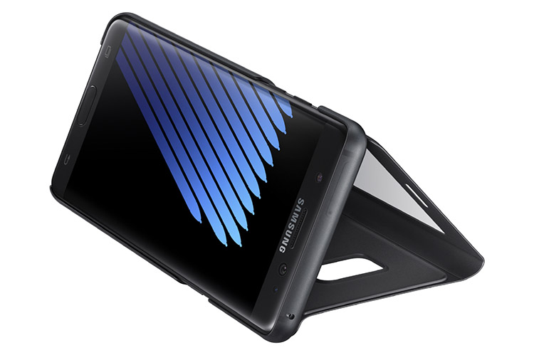 Bao da Sview Galaxy Note 7 chính hãng
