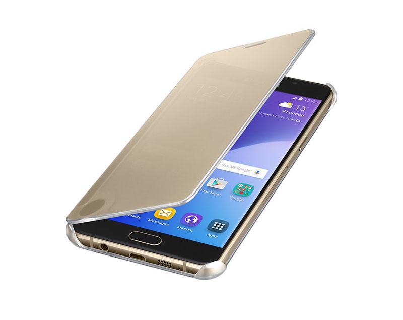 Bao da Clear View Cover Galaxy A7 2016 chính hãng