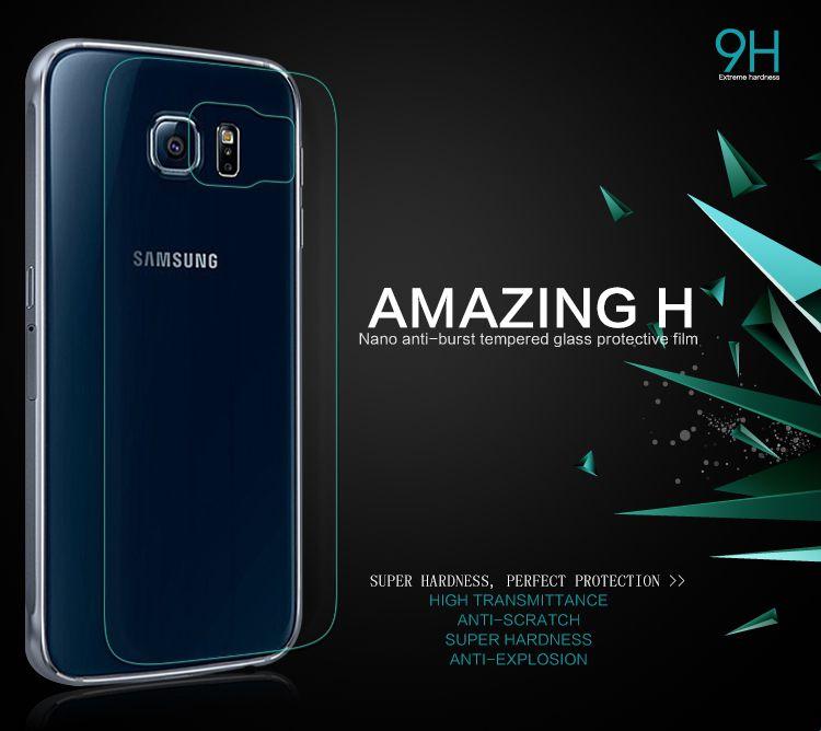 Kính cường lực Samsung Galaxy S6 chính hãng nillkin