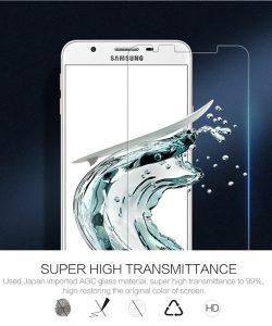 Kính cường lực Galaxy J7 Prime hiệu Nillkin 9H+ Pro