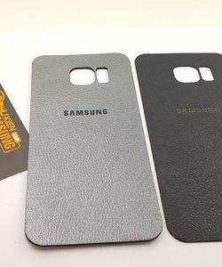 Miếng dán lưng da Galaxy J7 Prime hiệu iSen