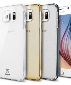 Ốp lưng Galaxy S6 hiệu Baseus Sky Case