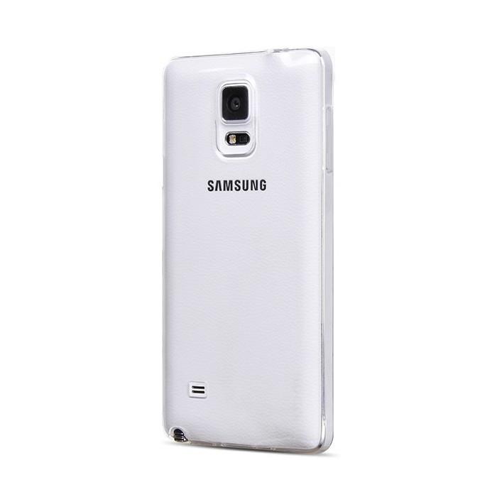 Ốp lưng Silicon trong suốt Samsung Galaxy Note 4 hiệu Hoco