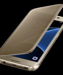 Bao da Clear View Galaxy s6 chính hãng Samsung