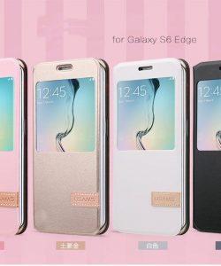 Bao da Sview Samsung Galaxy S6 hiệu Usams chính hãng