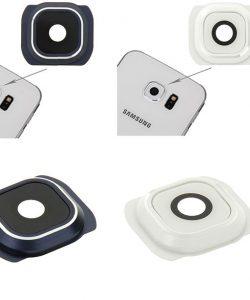 Thay mặt kính Camera sau Samsung Galaxy S6 Edge chính hãng
