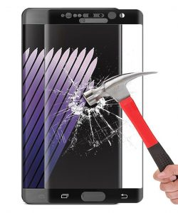 Kính cường lực phủ màu Galaxy Note 7