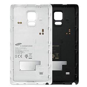 Nắp lưng sạc không dây Galaxy Note 4 chính hãng