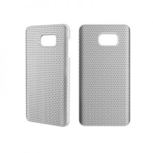 Ốp lưng Galaxy Note 5 Light Back Silver