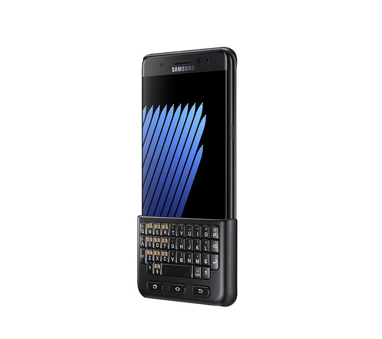 Bàn phím Key Board Cover Galaxy Note 7 chính hãng