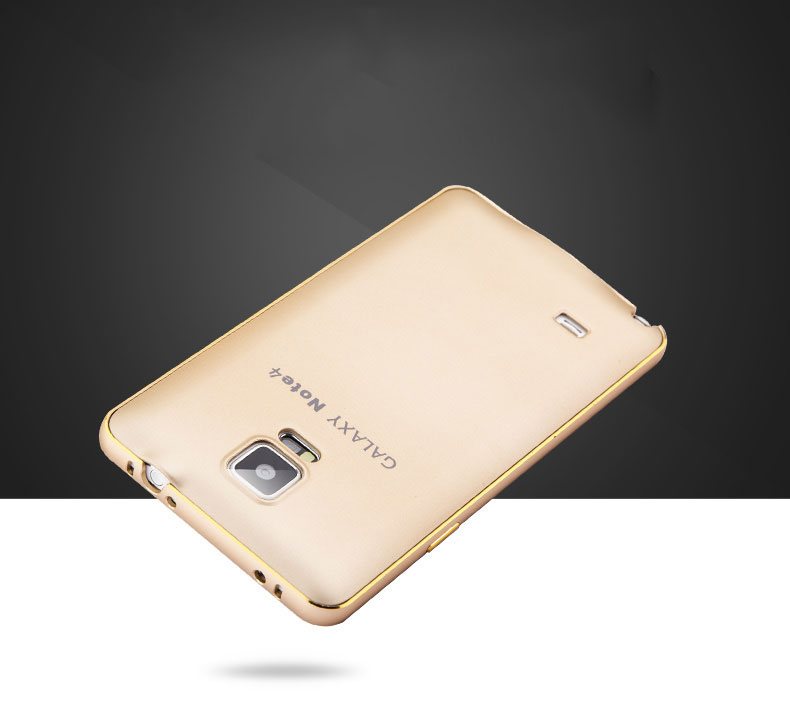 Ốp lưng nguyên khối cho Galaxy Note 4 chính hãng
