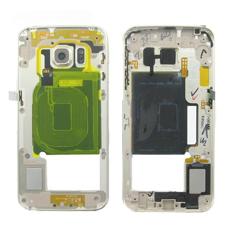 Thay viền Benzen Samsung Galaxy S6 chính hãng