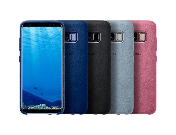 Ốp lưng Samsung Galaxy Note 8 Alcntara
