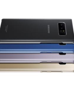 Ốp lưng Clear Cover Galaxy Note 8 chính hãng ở Hà Nội