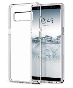 Óp lưng Galaxy Note 8 Spigen Liquid Crytal chính hãng