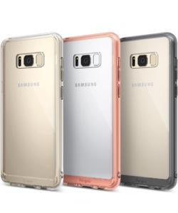 Ốp lưng Samsung S8 Plus Ringke Fusion ở Hà Nội