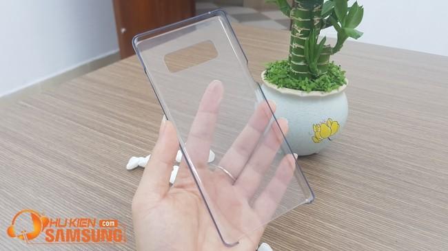 Ốp lưng Clear Cover Note 8 chính hãng
