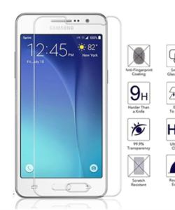 Dán kính cường lực Samsung A8 2018 chính hãng ở Hà Nội