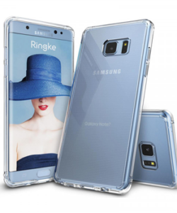 Ốp lưng trong suốt Galaxy Note FE / Note 7 Ringke Fusion