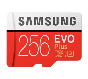 Thẻ nhớ Samsung EVO Plus 256GB chính hãng ở Hà Nội
