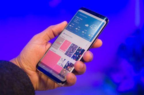 Trải nhiệm nhanh tính năng trên Galaxy S9/S9+