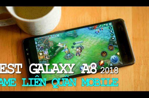 Samsung Galaxy A8 2018 và những điều để yêu trên máy