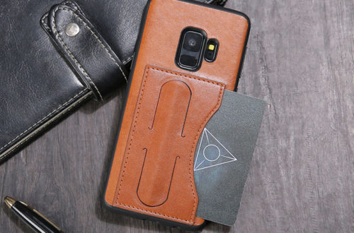 Có những loại ốp lưng Samsung Galaxy S9 nào nên mua?