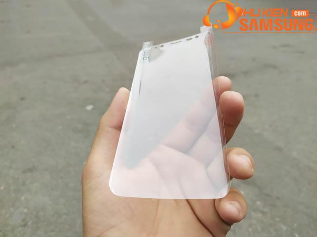Bộ miếng dán màn hình và camera sau Galaxy S9 hiệu Gor