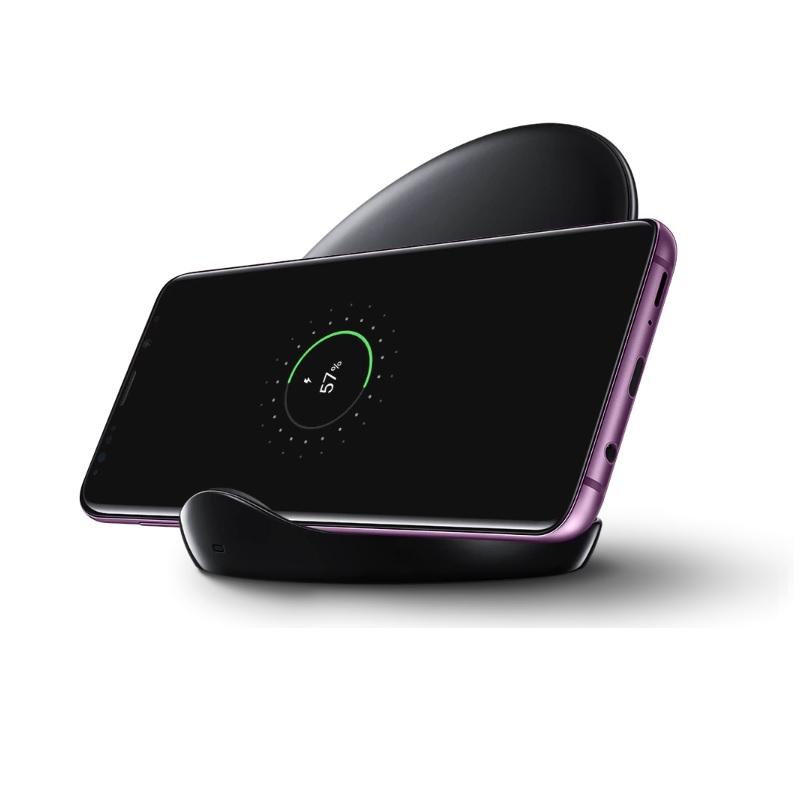 Đế sạc nhanh không dây dạng đứng Galaxy S9 Plus 2018 siêu chất
