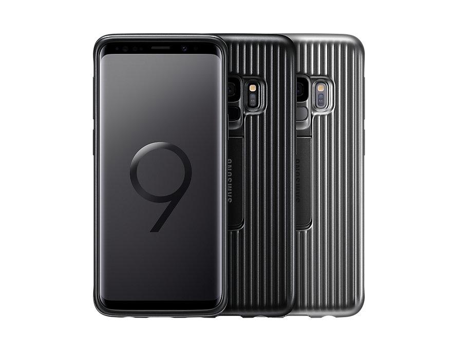 Ốp lưng S9 Protective Standing cao cấp zin hãng Samsung