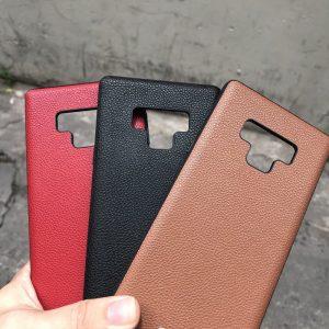 Ốp lưng da Note 9 hiệu Nuoku chính hãng