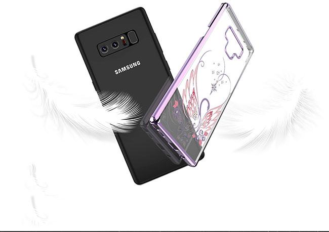 Ốp lưng KINGXBAR Samsung Galaxy Note 9 N960 Thiên Nga