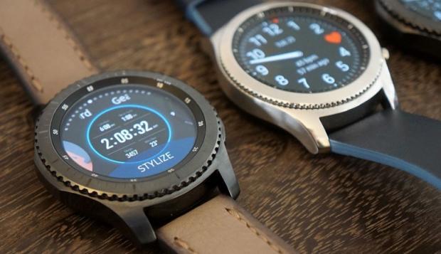 Đồng hồ Samsung Gear S3 Frontier 46mm chính hãng giá bao nhiêu