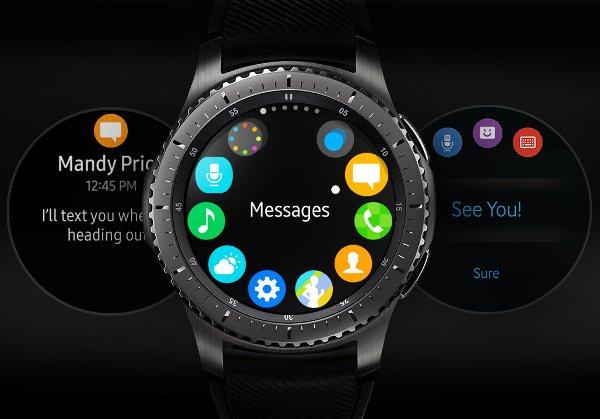 Đồng hồ Samsung Gear S3 Frontier 46mm