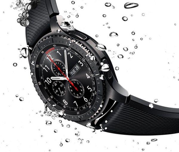 Đồng hồ Samsung Gear S3 Frontier 46mm chính hãng giá rẻ hà nội