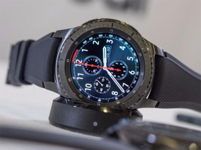 Đồng hồ Samsung Gear S3 Frontier 46mm chính hãng giá rẻ