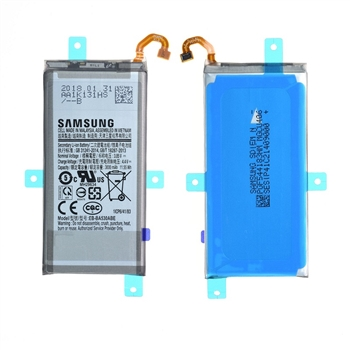 thay pin Samsung A8 Plus 2018