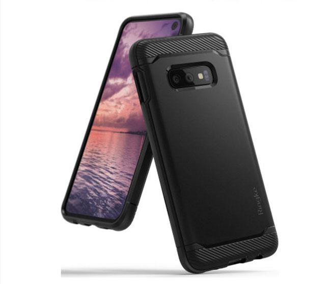 Ốp lưng Galaxy S10e Ringke Onyx chống sốc tốt