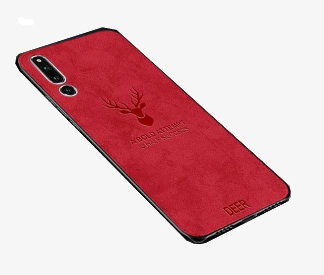 Ốp lưng Galaxy A50 hình nai giá rẻ