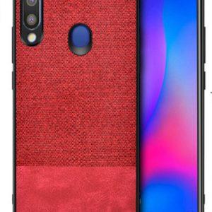Ốp lưng vải Galaxy A30 3 lớp chắc chắn