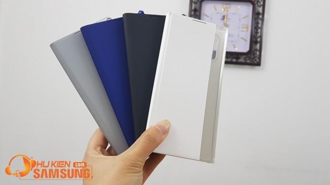 Bao da Clear View Galaxy Note 10