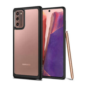 Ốp lưng Note 20 trong suốt cứng
