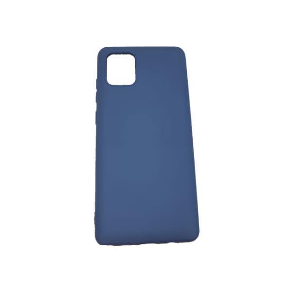 Ốp lưng Silicon màu Note 10 Lite