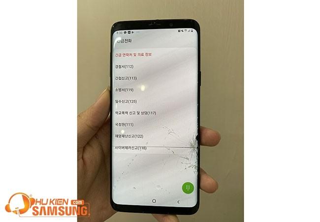Thay màn hình S9 Plus chính hãng